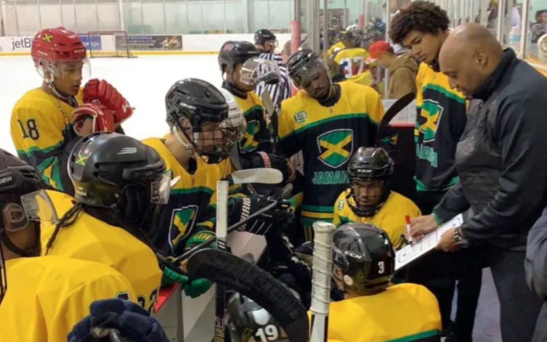 'Build it and they will come': How a Black Canadian coach inspired a generation of hockey players