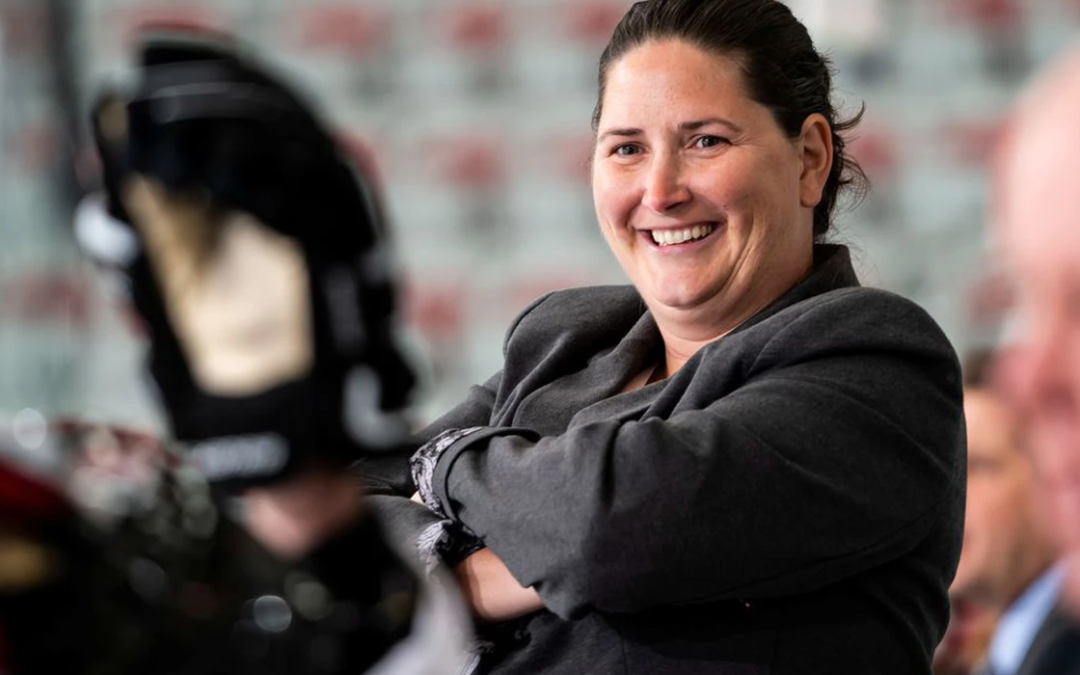 Networking at the hockey pinnacle: NHL Coaching Association mentors LU coach