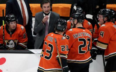 Ducks coach Dallas Eakins seeks patience during rebuild