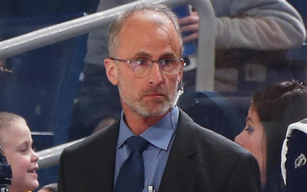 Granato named Sabres interim head coach