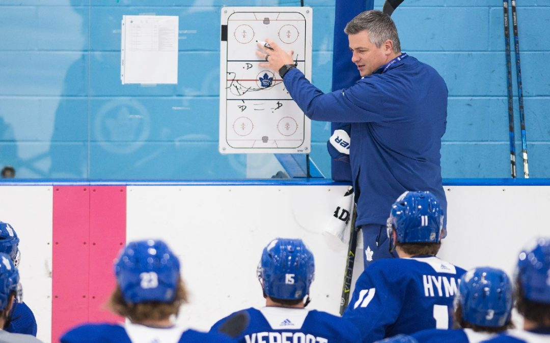 Power plays, penalty kills, and the art of presenting video to a team
