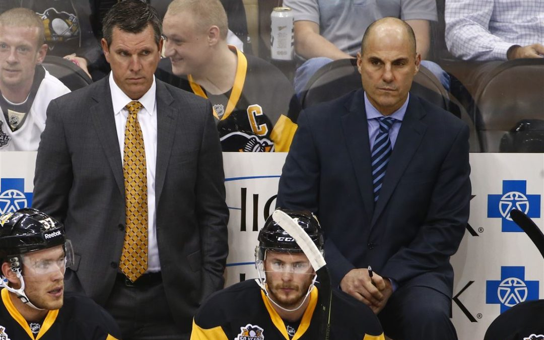 Ron Cook: Mike Sullivan, Rick Tocchet have separated from NHL coaching pack