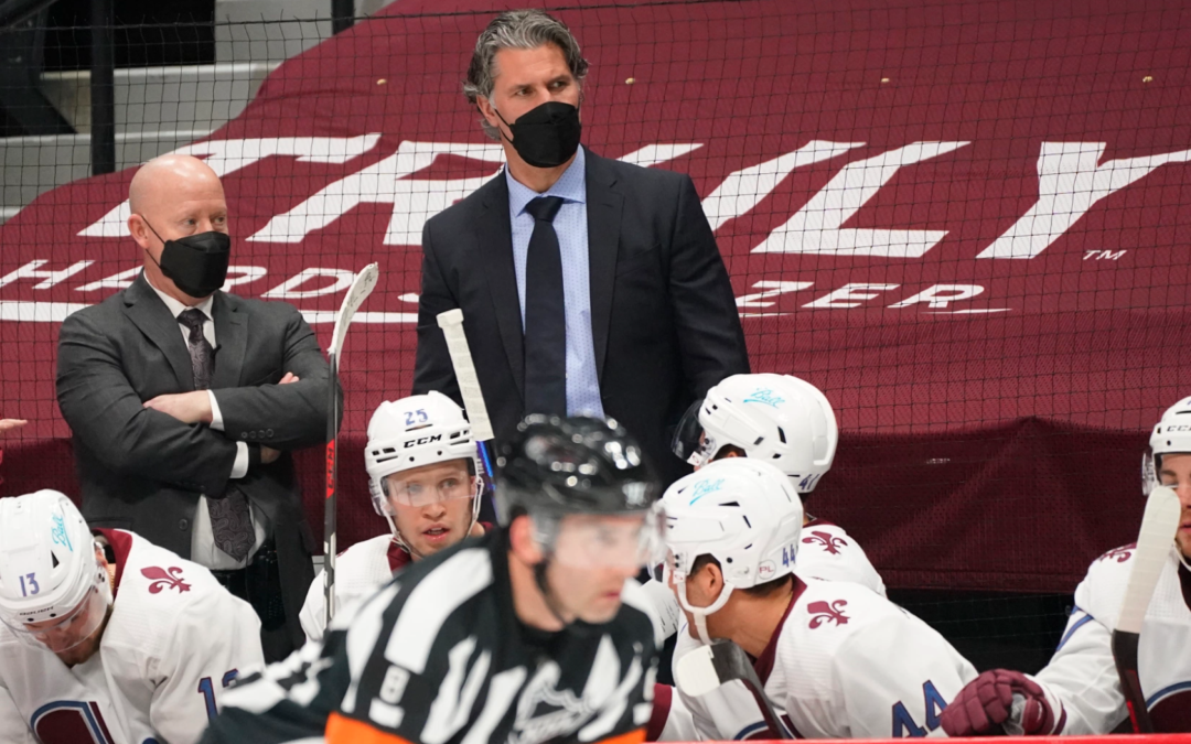 Jared Bednar to surpass Bob Hartley as Avalanche's longest-tenured head coach Thursday at St. Louis