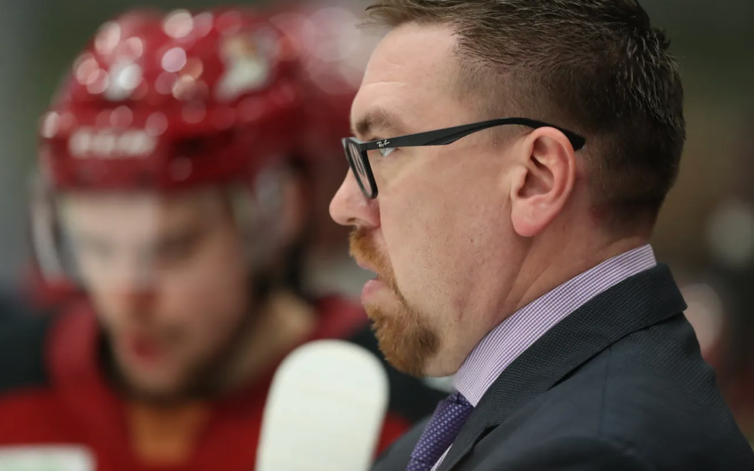 Jay Varady making impact in first season as Coyotes assistant coach