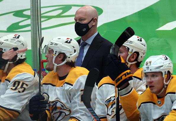 Nashville Predators: Why Head Coach John Hynes Is Here To Stay