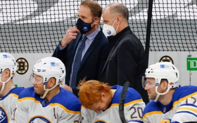 The human side of the Buffalo Sabres' 18-game winless streak of 2021