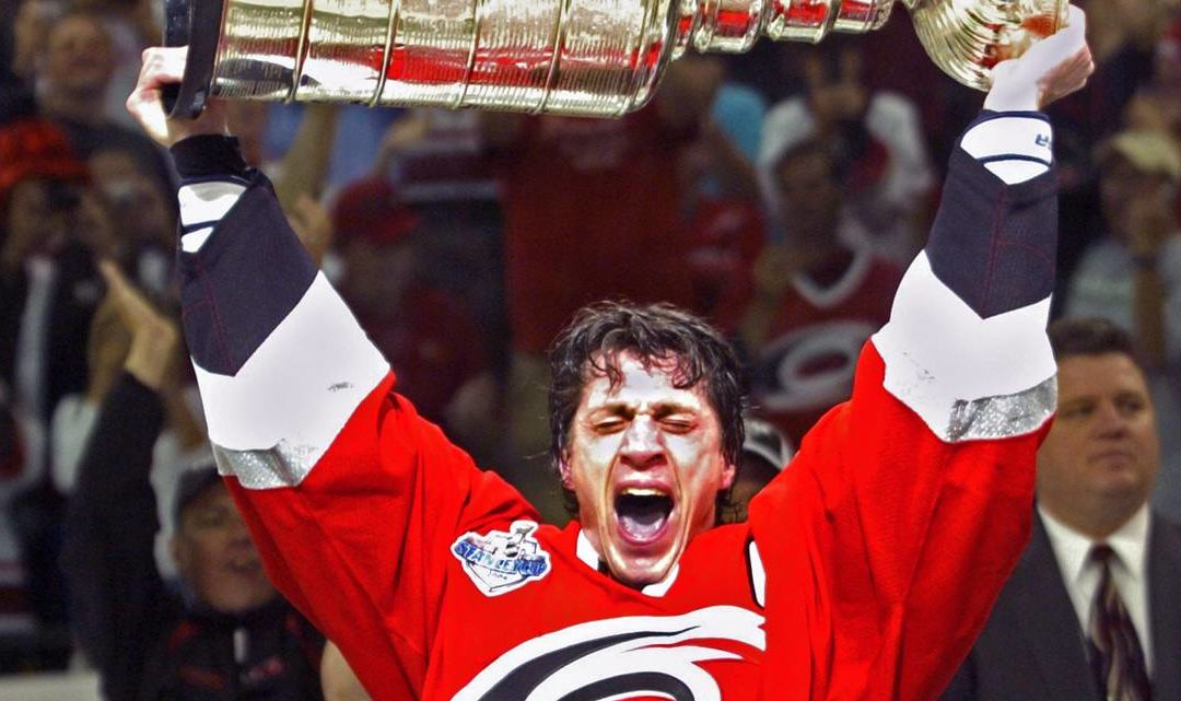 Canes coach lifted the Stanley Cup as a player. Now, he wants a chance to do it again