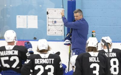 Quick Shifts: Why Keefe's run with Maple Leafs is making history