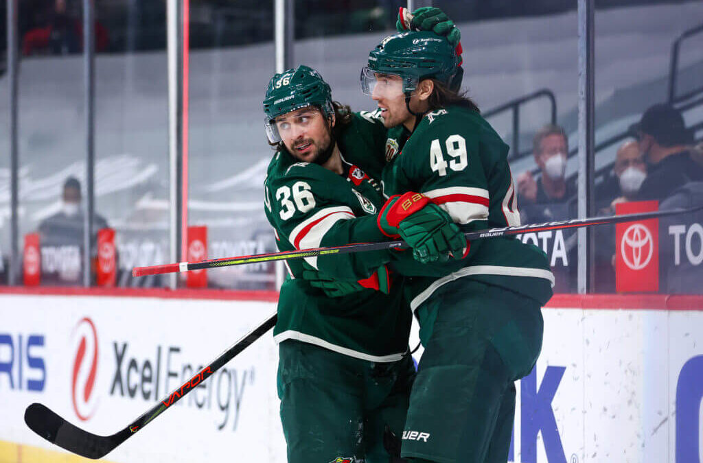 Wild coach Dean Evason keeps pushing the right buttons, will likely get some deserved Jack Adams love