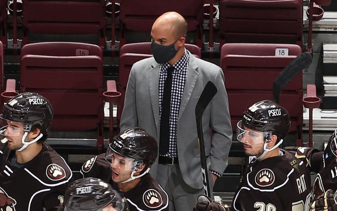 Carbery Wins Louis A.R. Pieri Memorial Award as AHL's Outstanding Coach
