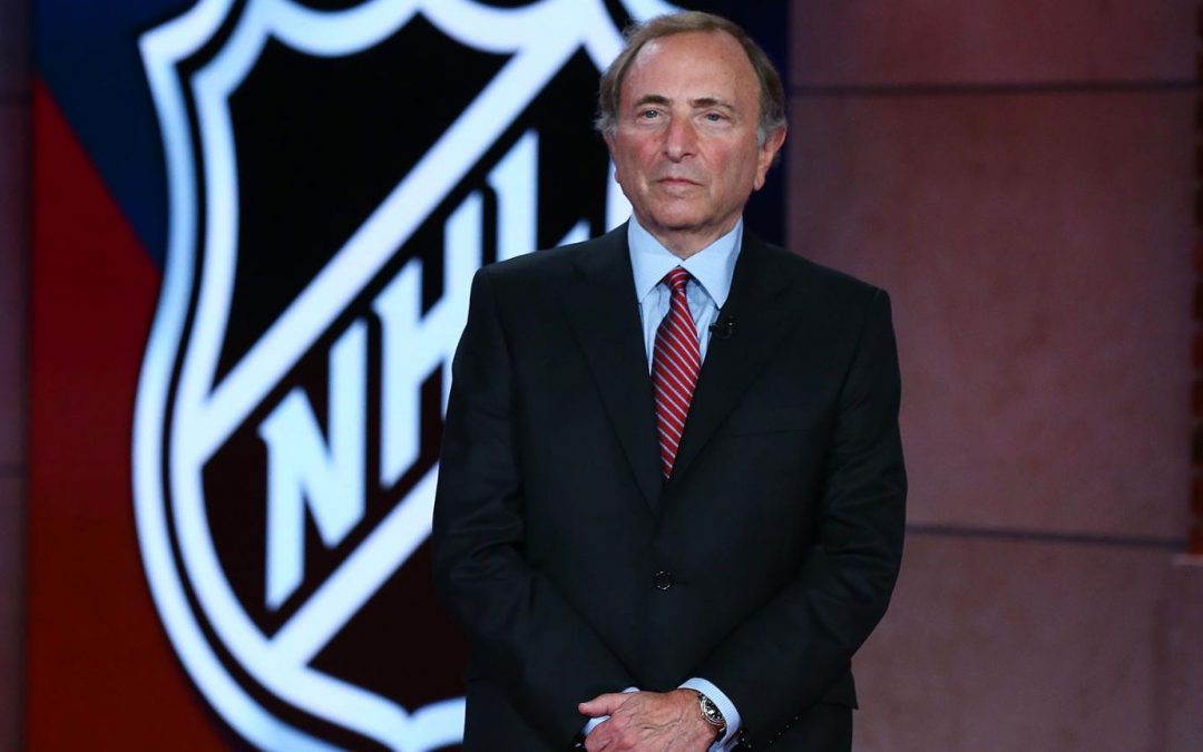 NHL evolving in fight for social justice: Bettman