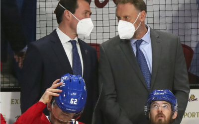 Luke Richardson brings plenty of experience behind Canadiens' bench
