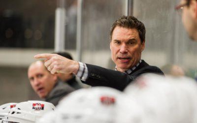Senators extend Troy Mann as head coach of AHL's Belleville Senators