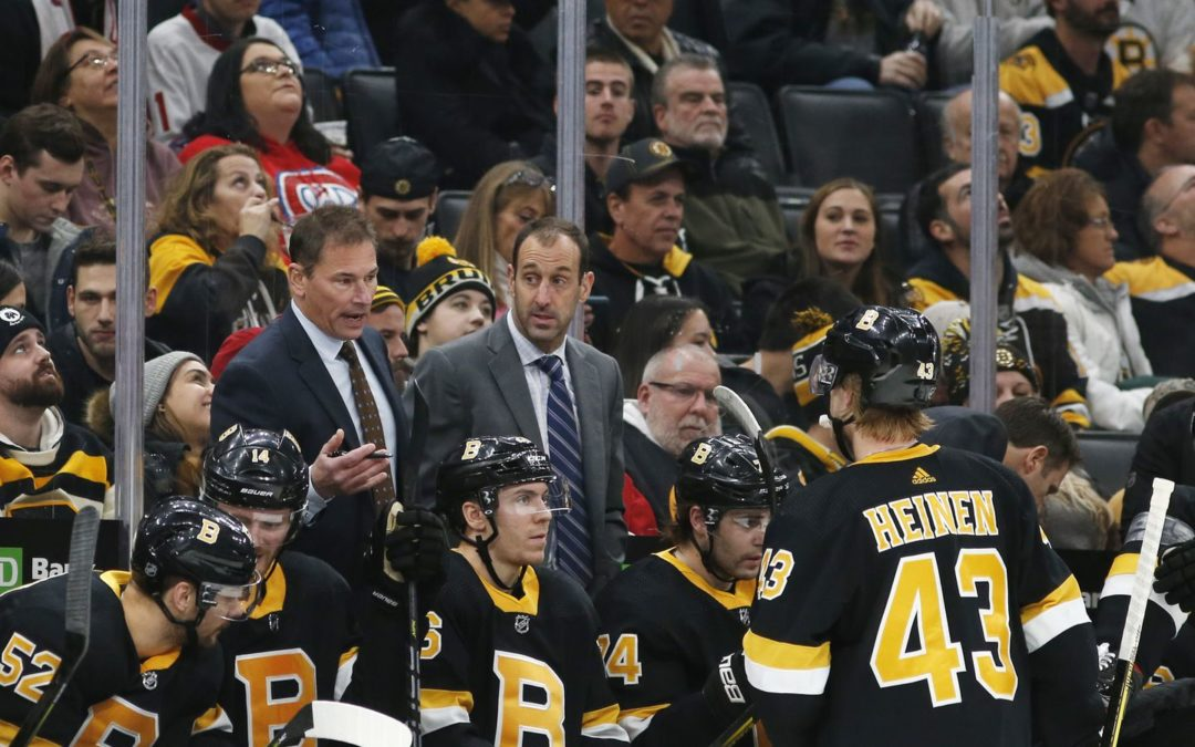 Jay Pandolfo leaving Bruins to become associate head coach at Boston University