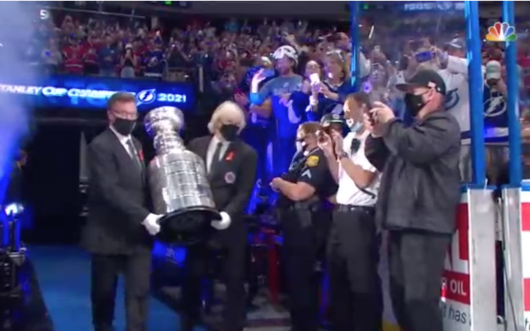 Lightning repeat as Stanley Cup champions, defeat Canadiens in Game 5
