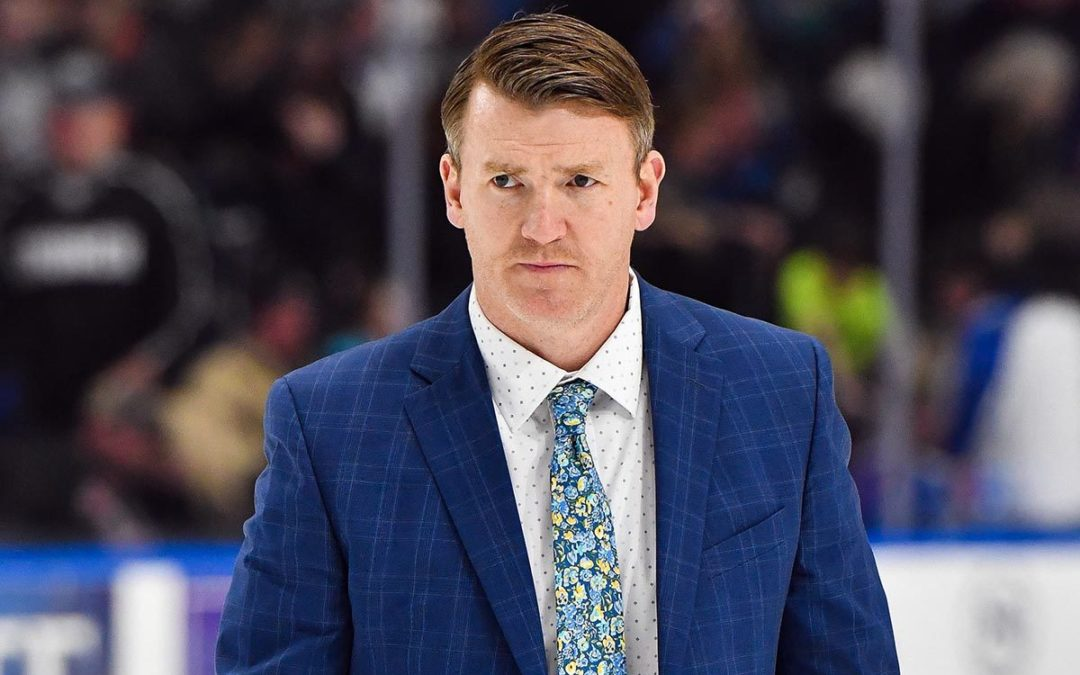 Cull to lead Canucks' coaching staff in Abbotsford