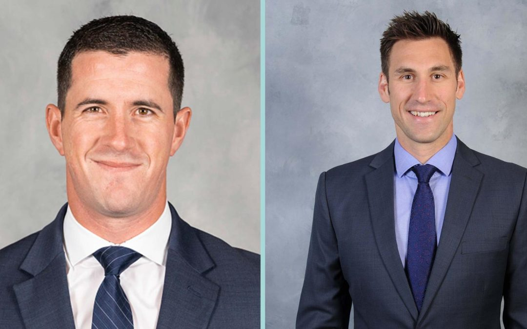 McFarland, Leach Join Kraken Coaching Staff
