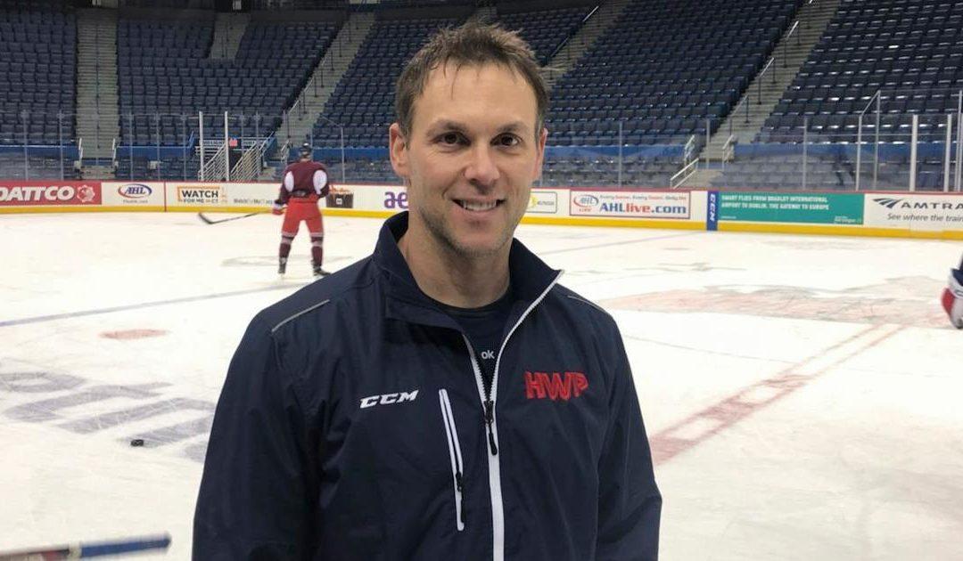 Canadiens appoint Éric Raymond goalie coach