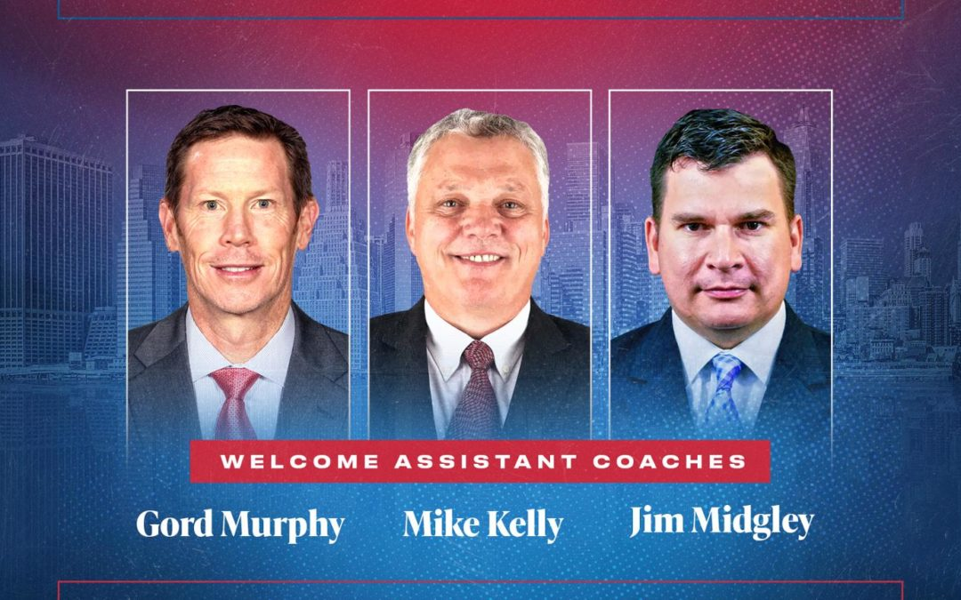 Rangers Announce Coaching Staff Additions
