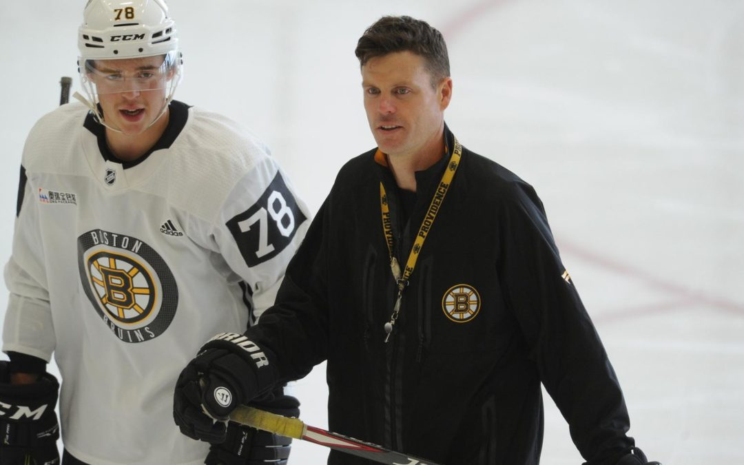 Mougenel Eager to Maintain Strong Standard Set in Providence
