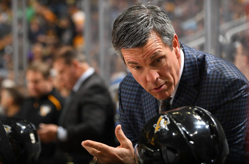 'I knew you guys would go there': Mike Sullivan on the challenge (and potential) of the U.S. Olympic hockey team