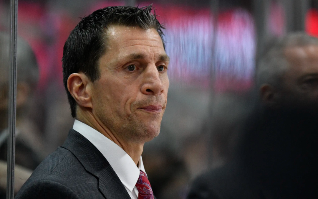 An offseason conversation with Rod Brind'Amour: Part one