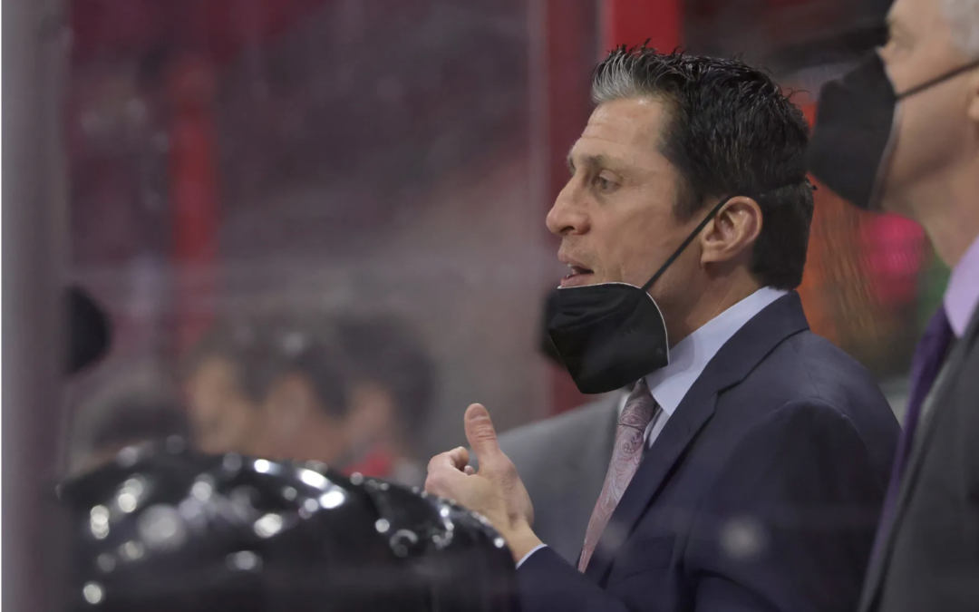 An offseason conversation with Rod Brind'Amour: Part two 2