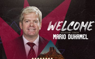 Coyotes Announce 2021-22 Coaching Staff