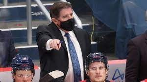 Capitals Coach Was Headed for Beer League Hockey Before Realizing Dream