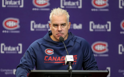 Canadiens coach Dominique Ducharme understands dealing with pressure